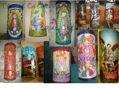 Decorar tejas antiguas buscar con google tejaas - Decorar tejas en relieve ...