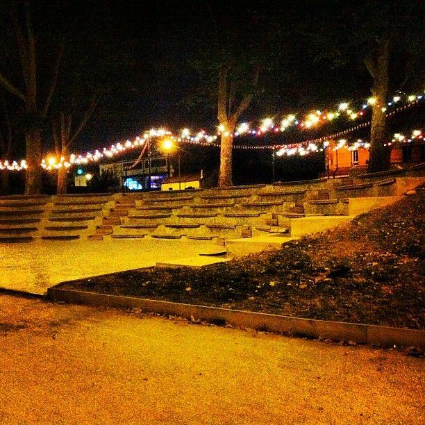 Amphithéâtre de l'île au cointre via http://instagram.com/ronnyparis