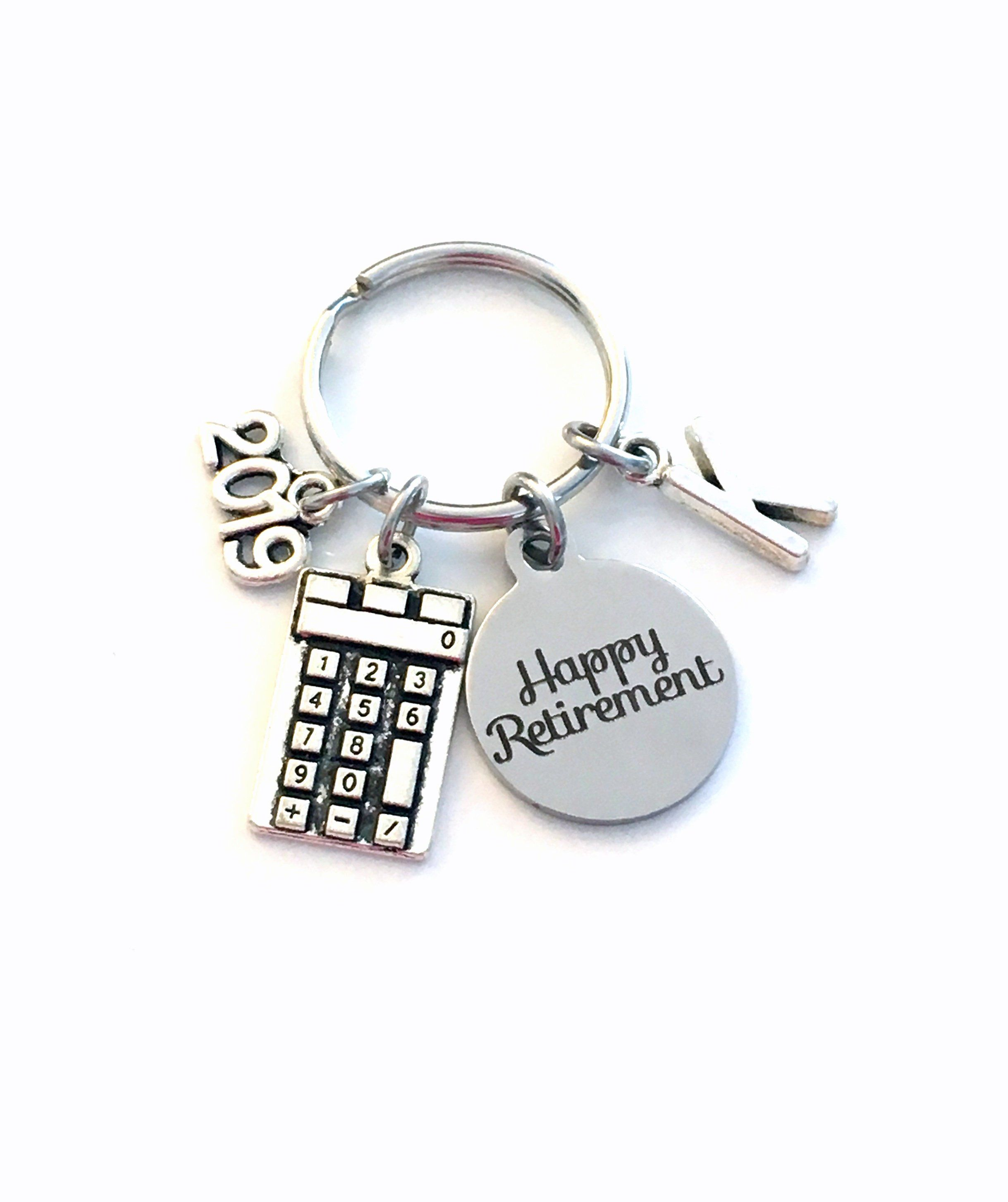 Retirement Gift for Business Man or Woman Keychain f281829dca