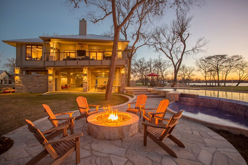 Lake Mcqueeney Home For Sale Waterfront Homes Luxury