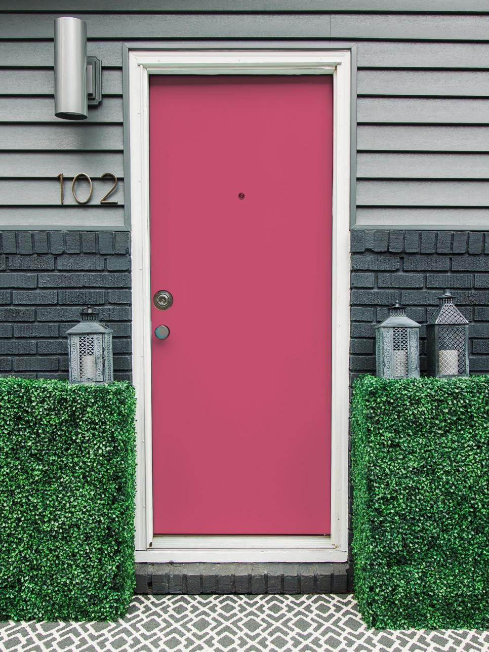 12 Front Door Paint Colors - Paint Ideas for Front Doors | Door ...