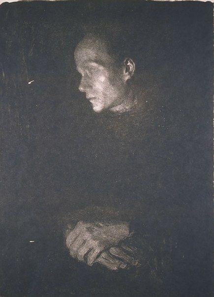 by Käthe Kollwitz
