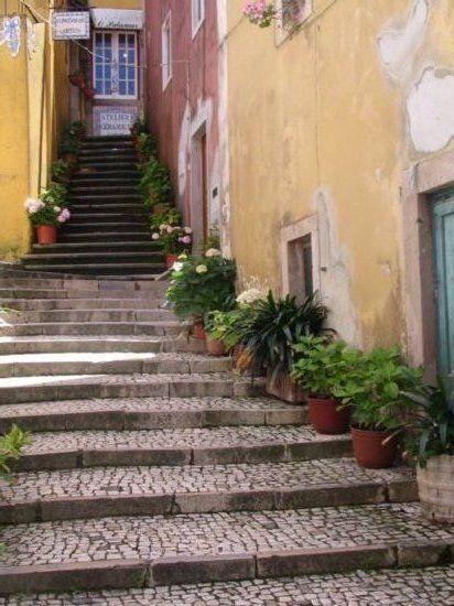 Sintra Laneway - Portugal