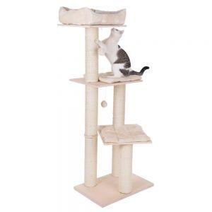 Kissan raapimispuut edullisesti zooplussalta: Natural Heaven III -raapimispuu