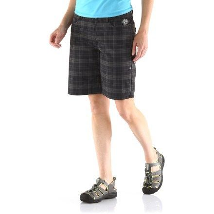 These are really cool, love the reflective detailing! -->Novara Pilsen Bike Shorts - Women's
