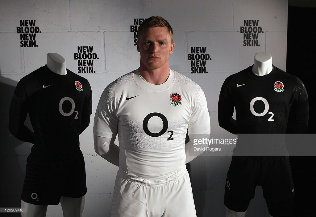 Launch Of The Nike England Rugby World Cup Kit Photos And Premium High Res Pictures Rugby World Cup England Rugby World Cup England Rugby