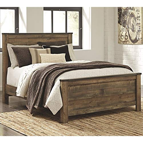 Best Amazon Com Ashley Furniture Trinell Queen Panel Bed In 400 x 300