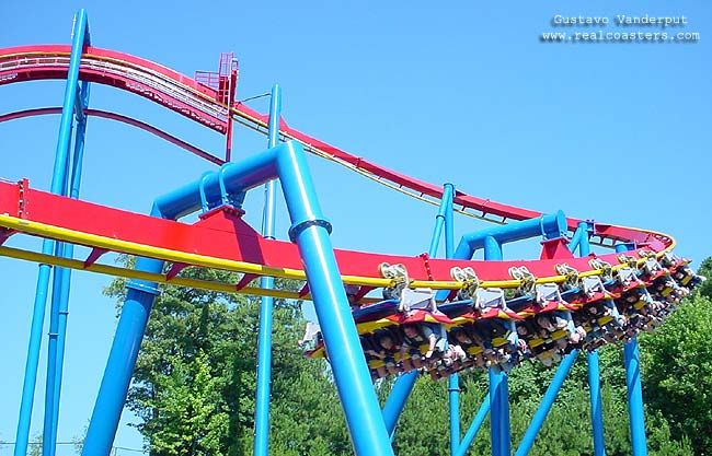 Superman Ultimate Flight Photo From Six Flags Over Georgia Six Flags Photo Water Park