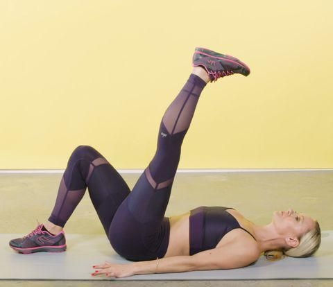 the 20minute bodyweight workout that will tone your