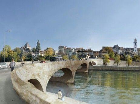 Aarau,Switzerland(bridge in future?)