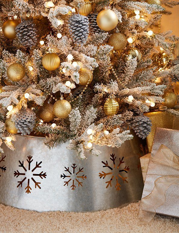 Whatever your style or budget, your Christmas tree is the