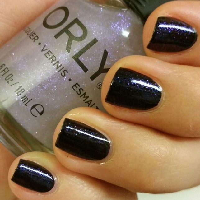 Orly Love Each Other Over Black