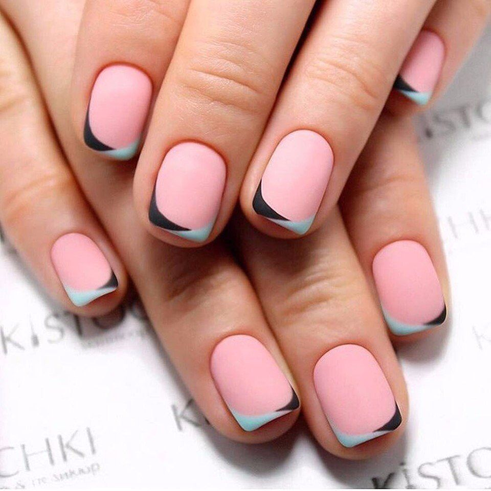 Pin by Любовь on Матовые Ногти | Pinterest | Manicure, Nail nail and ...