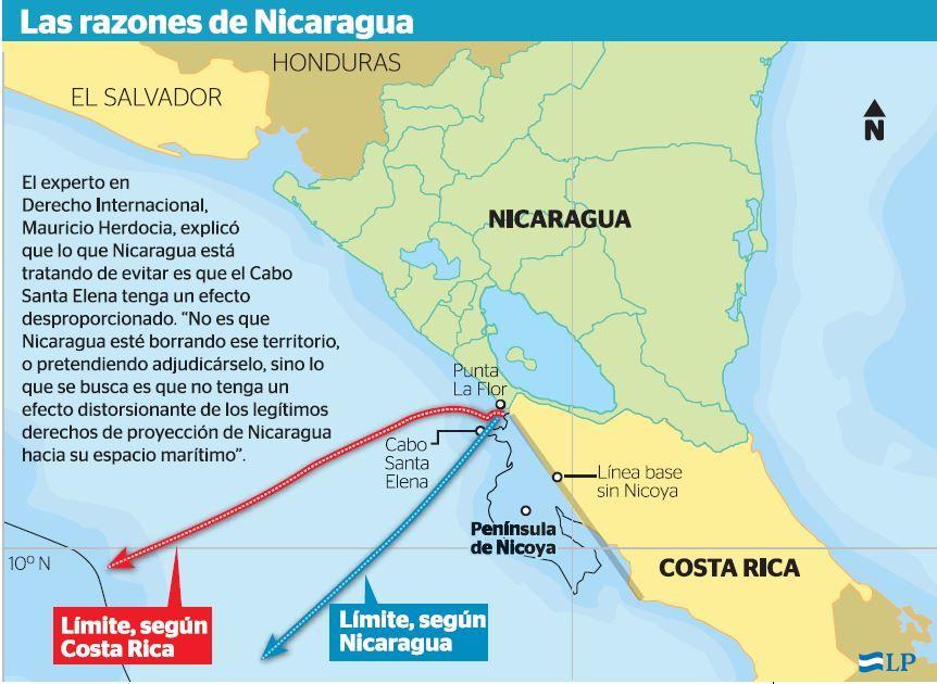 Costa rica acusa a nicaragua de querer mutilarle su territorio costa rica acusa a nicaragua de querer mutilarle su territorio fandeluxe Images