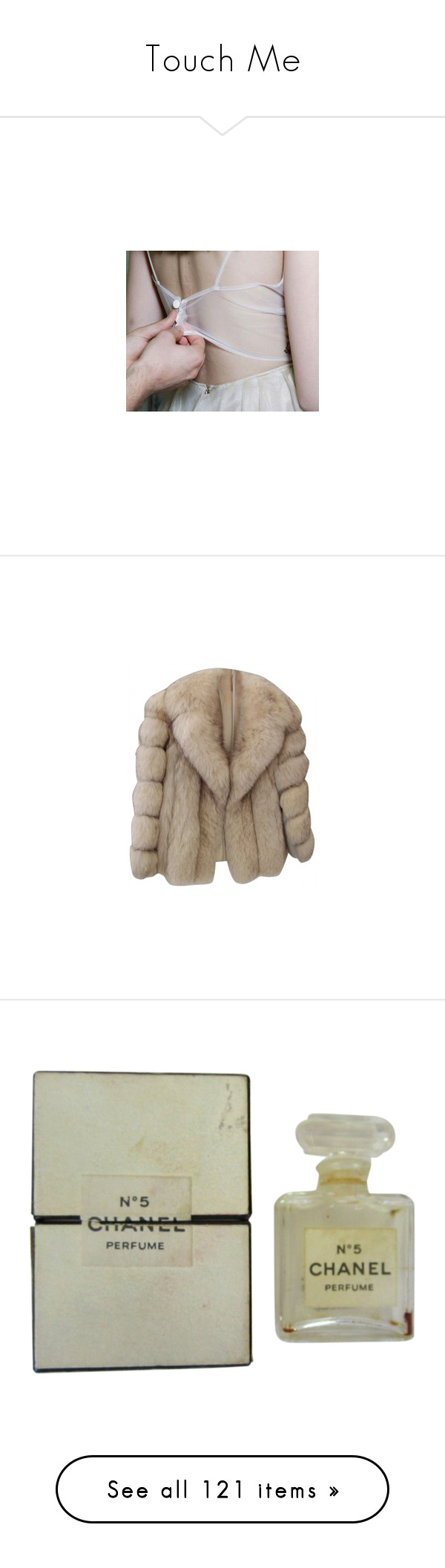 """""""Touch Me"""" by mickjaggerismydrug on Polyvore featuring pictures, photos, backgrounds, people, images, outerwear, coats, jackets, fur e brown coat"""