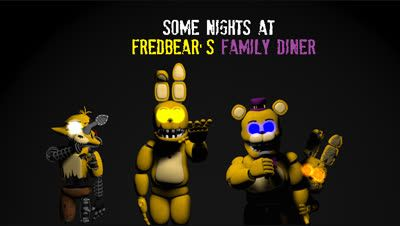 some nights at fredbear s family diner official fnaf pinterest