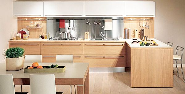 De belles idées d\u0027éclairage de cuisine Idées Déco Cuisine