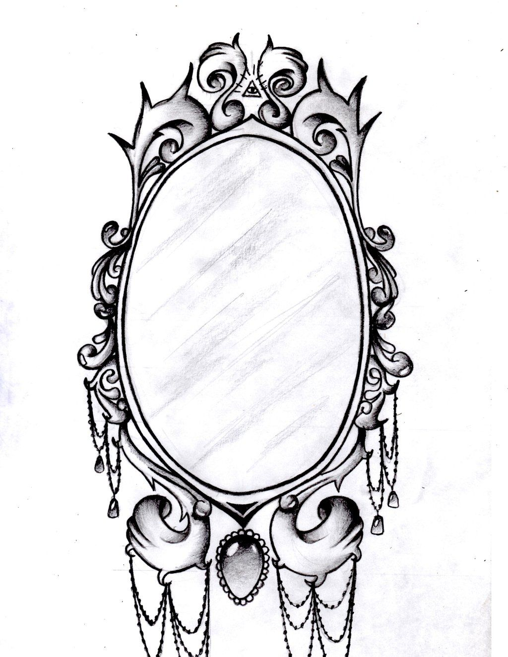oval frame tattoo design heart shaped frame frame tattoo designs mirror by aimstar interfaces design 2013 2014