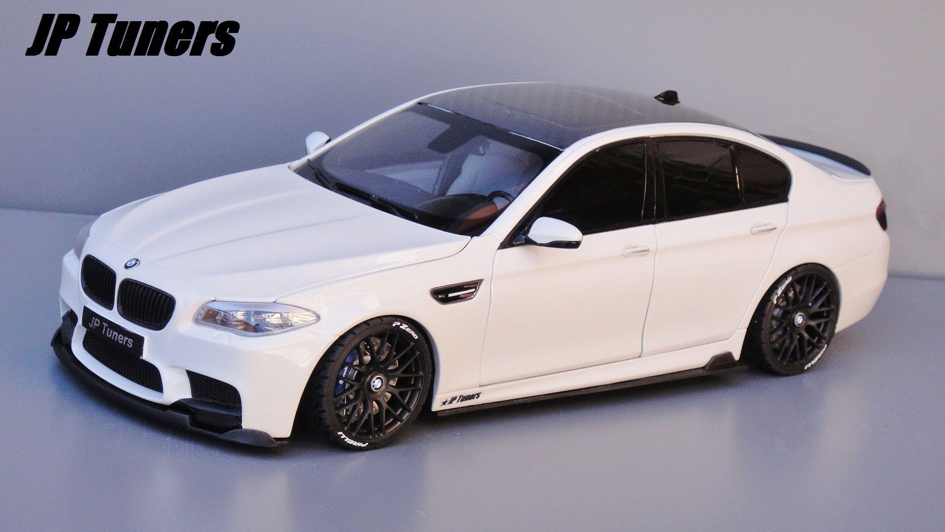 1:18 BMW M5 F10 TUNING JP Tuners | 1/18 Tuning JP Tuners