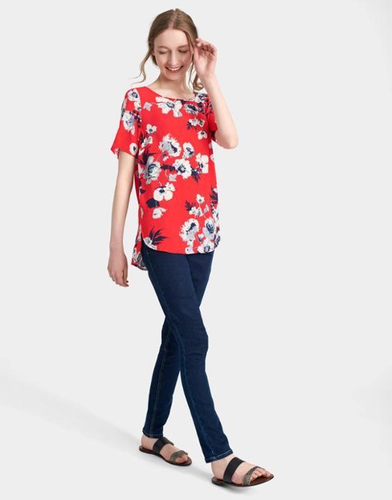 26aa96cbf87 Joules Hannah Womens Woven Shell Top   Lookbook   Womens_fashion ...
