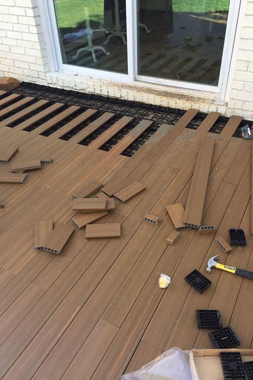Is Parquet Flooring Coming Back In 2020 Patio Tiles Deck Over Concrete Patio Flooring