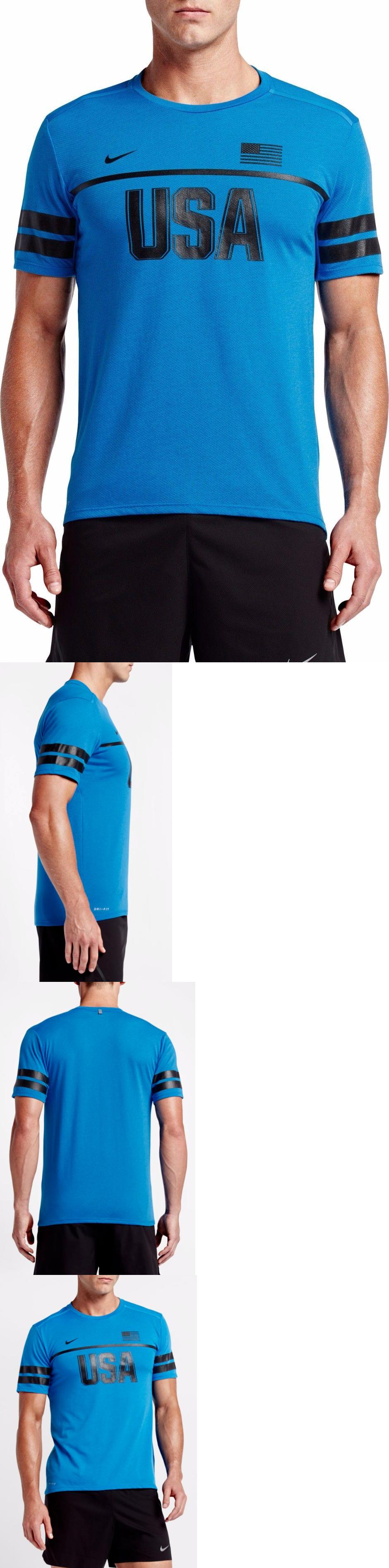 08129cd4b8c3 Shirts and Tops 70900  Nike Men S Energy Usa Running T-Shirt Size L ...