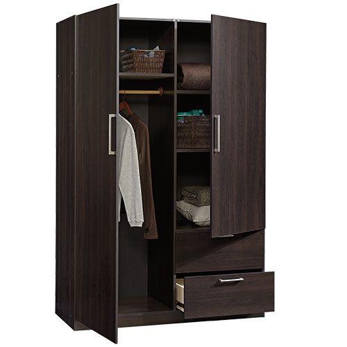 Beautiful Sauder Beginnings Wardrobe/Storage Cabinet