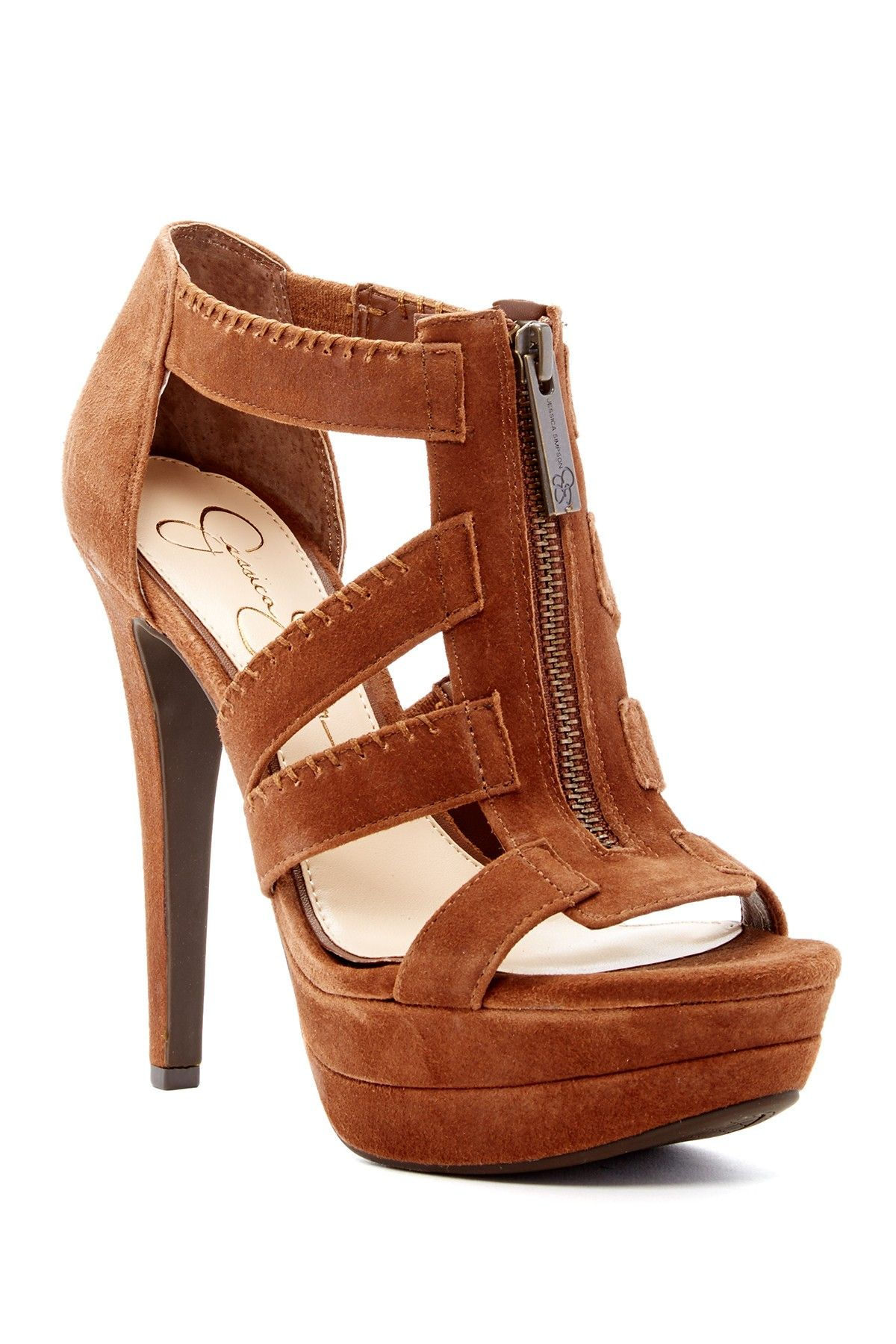1abd0e7e2b Jessica Simpson   Saylor High Heel Sandal   Shoes & Bags   Shoes ...