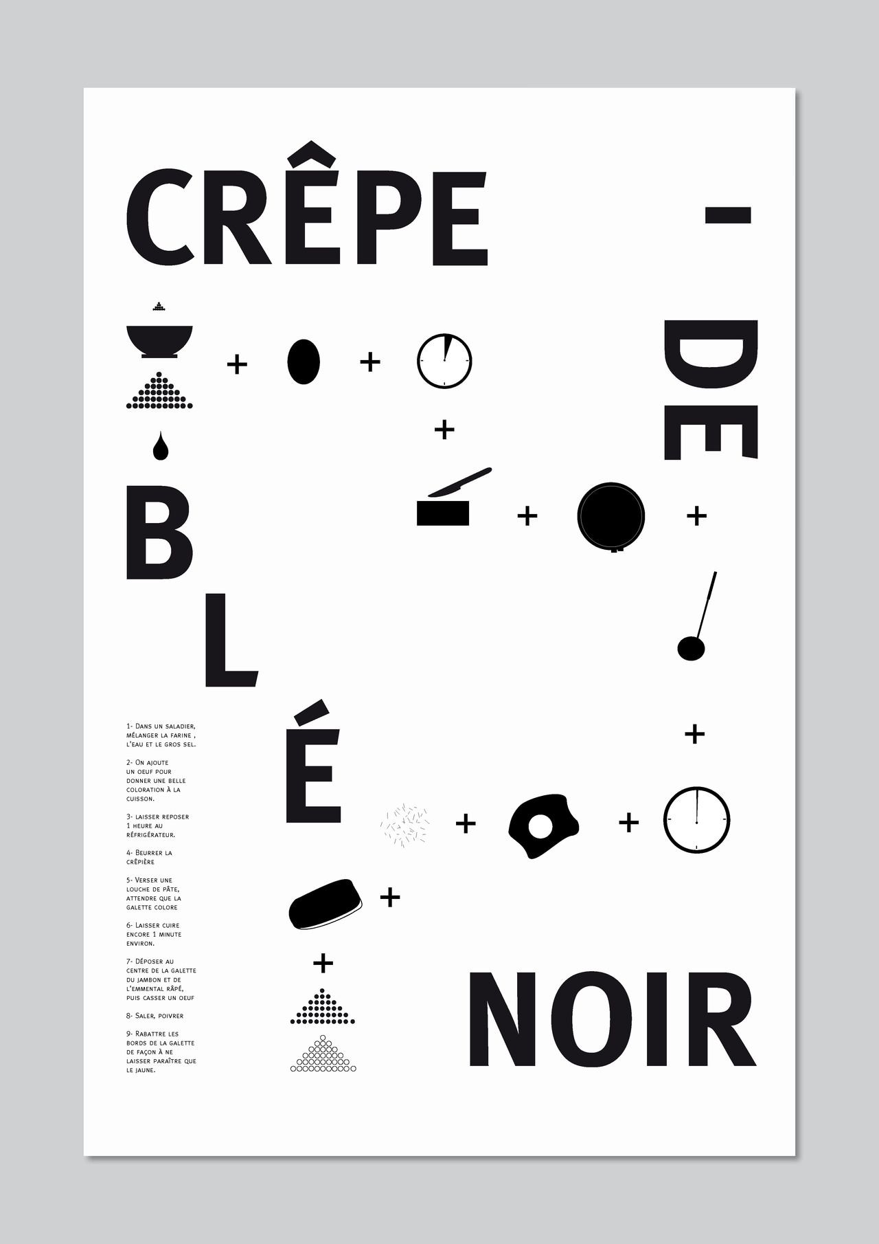 Pure poster typo graphic design by xavier lecuyer  selected also best images graph page layout business cards rh pinterest