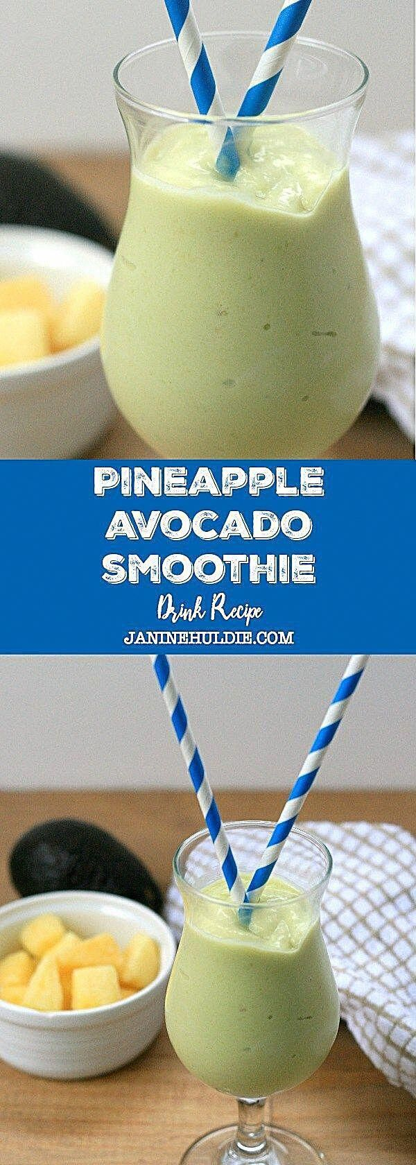 Are you wanting a recipe for a green, healthier smoothie that is still sweet to the taste? Then, check out my recipe for a Pineapple Avocado Smoothie. Pineapple Avocado Smoothie Drink - Pineapple Avocado Smoothie Recipe #foodday #healthy #like #foodies #follow #foodmania #vegan #foodista #foodgasm #foodideas #foodinspiration #foodorgasm #bhfyp #foodaddiction #foodgasm #smoothierecipeshealthy