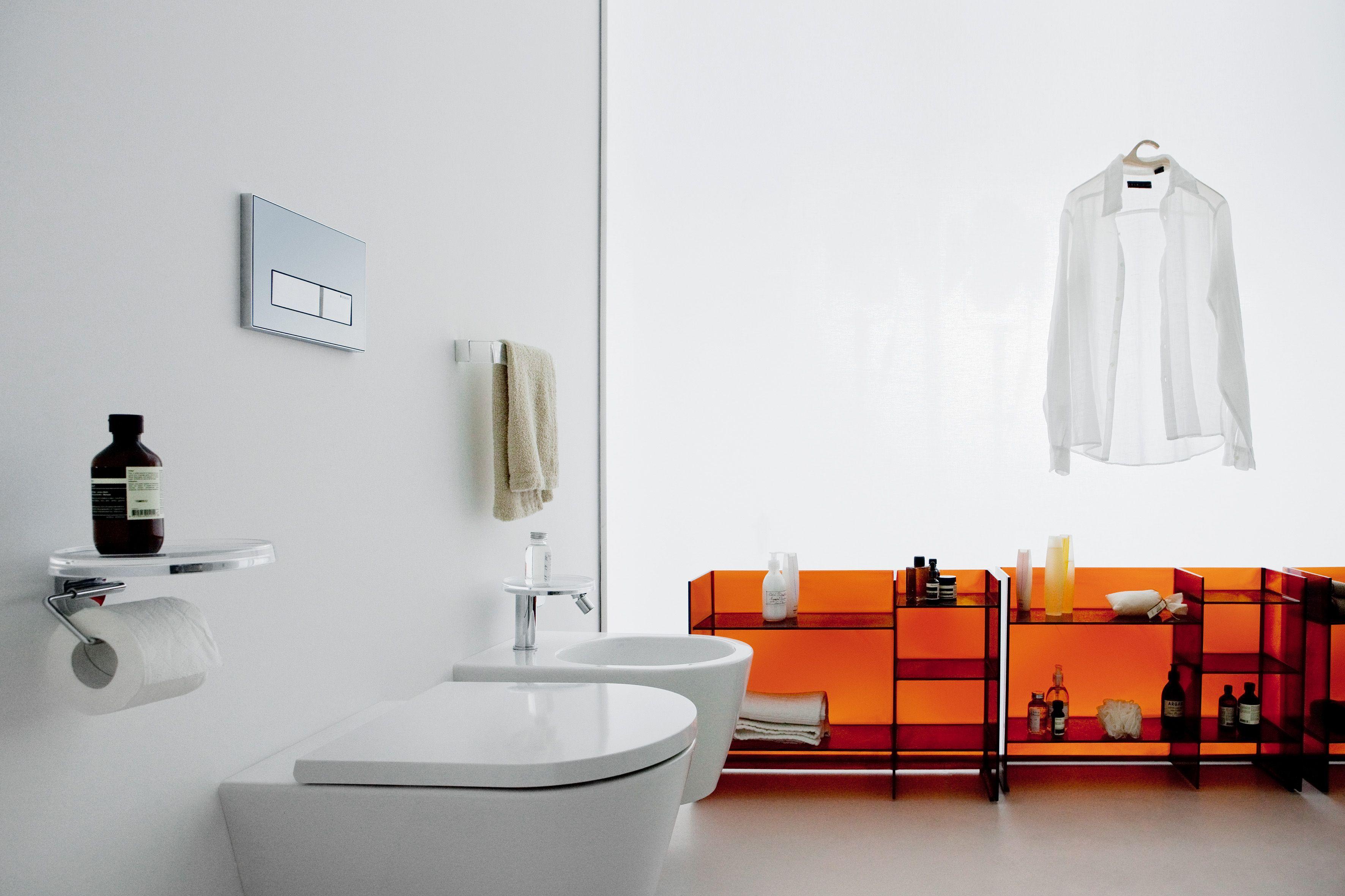 Kartell Bagno ~ Transitional kartell wall mount toilet by kartell kartell