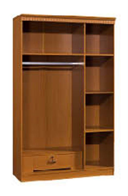 Wooden Wardrobe Closet Furniture Ideas Picture (526×