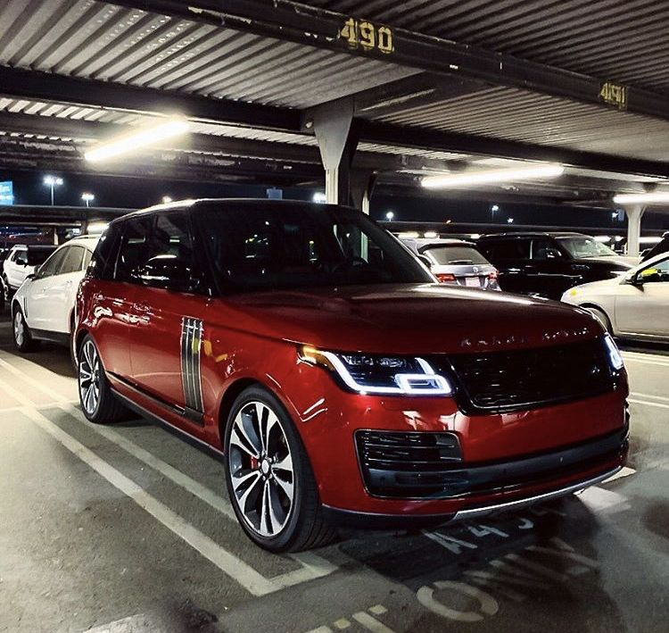 Range Rover Autobiography RangeRover LuxurySUV SUV
