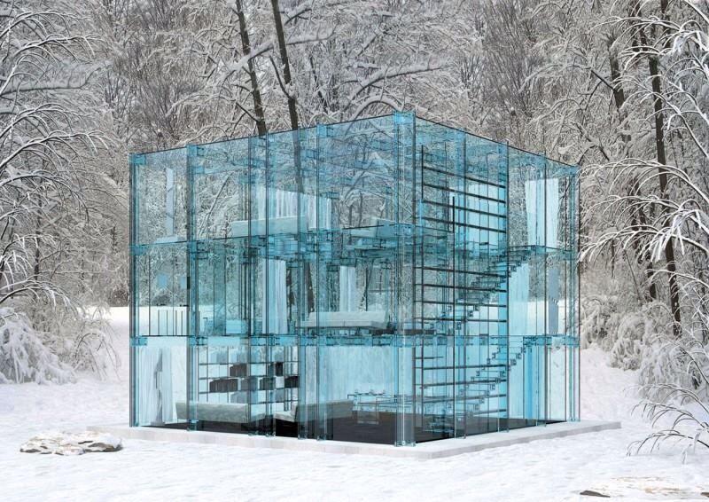 Glashause