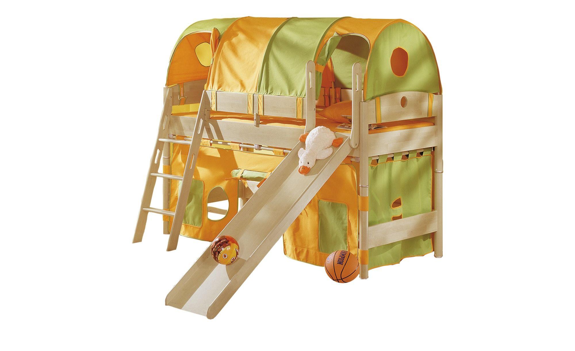 PAIDI Spielbett mit Rutsche Fleximo, gefunden bei Möbel