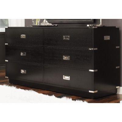Modern Dressers Allmodern Contemporary Dresser Dresser Drawers Dresser Modern Dresser Contemporary Dresser
