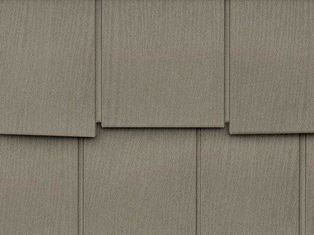Royal Building Products Colour Harvard Slate Staggered Edge Shingles Shingle Siding Colors Vinyl Shingle Siding House Siding