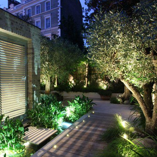 John Cullen garden lighting Jardin Pinterest - iluminacion jardin
