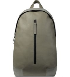 IISE Grey Slimpack Backpack Picture