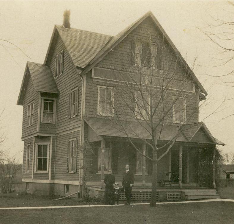 Alexandria First Presbyterian Church Church History Folk Victorian Victorian House Plans Victorian Farmhouse