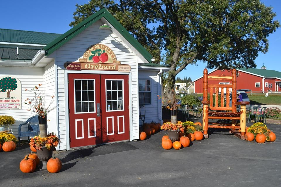 These 10 Charming Apple Orchards In Iowa Are Great For A Fall Day