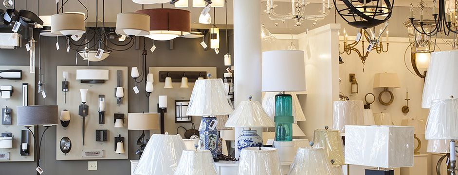 Our Main Showroom Fogg Lighting Portland Me Featured