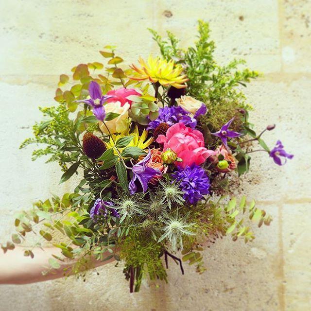 Herbesfauves fleuriste bordeaux