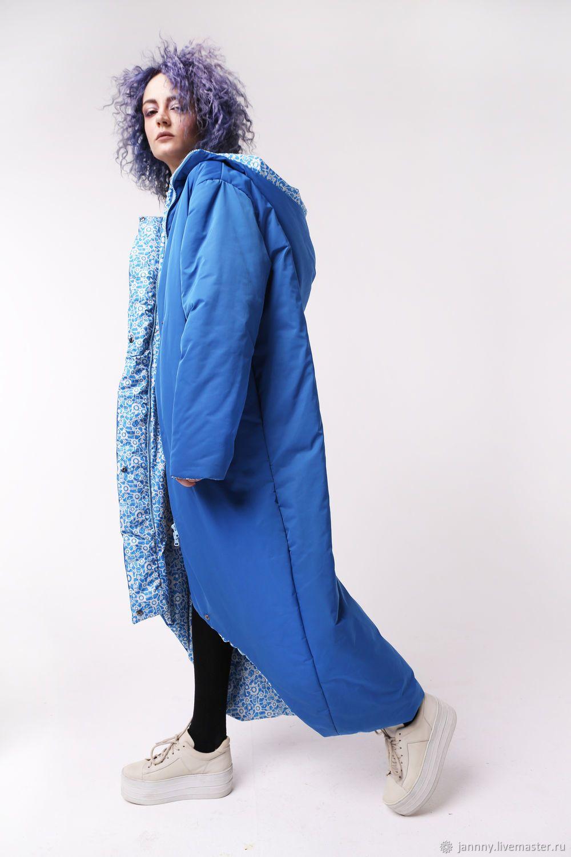 a73fb69dd23 Верхняя одежда ручной работы. Ярмарка Мастеров - ручная работа. Купить  Весеннее пальто