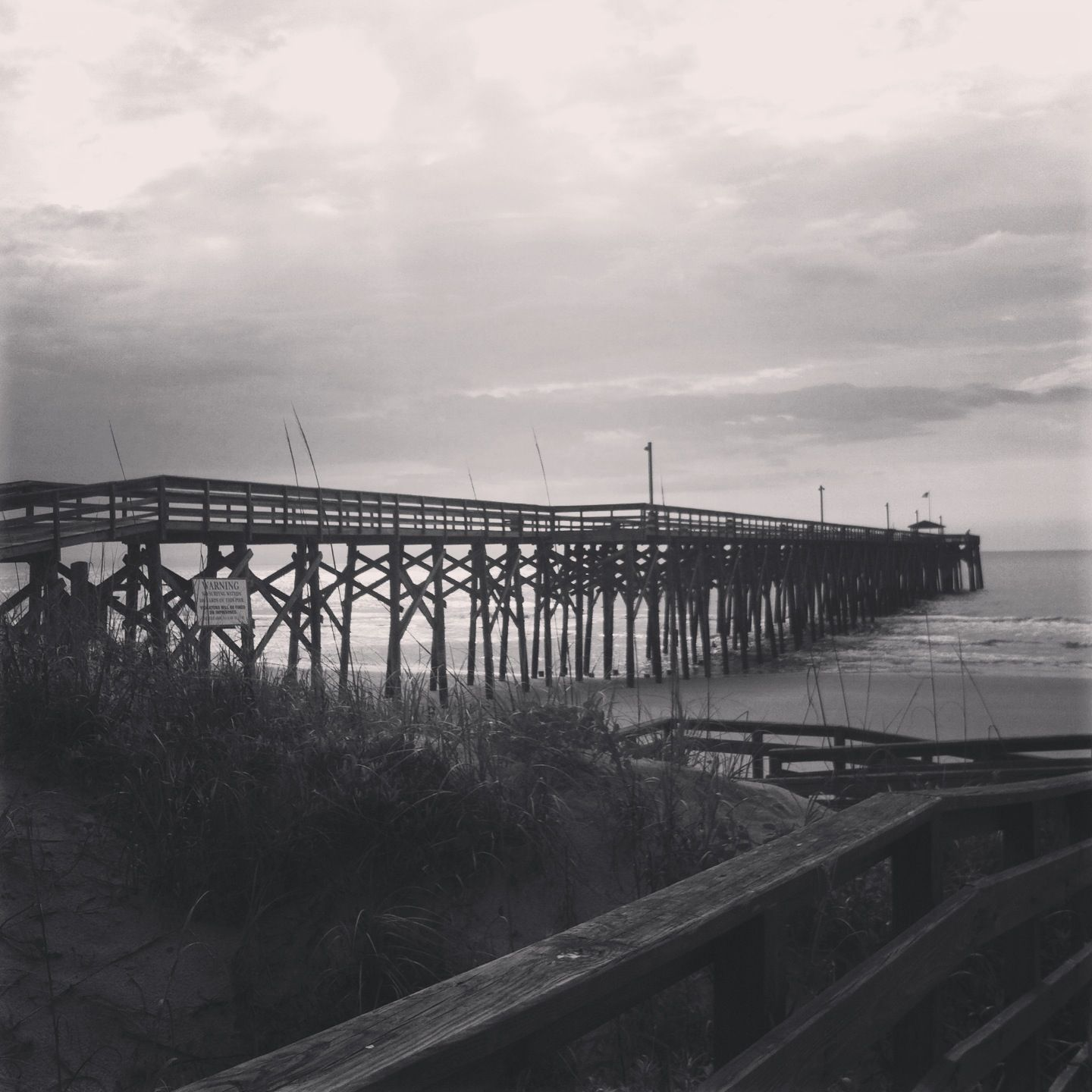 Pawleys Island Beach: Pawleys Island Pier, Pawleys Island, South Carolina