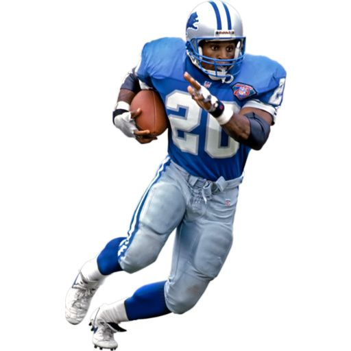 Put Your Passion On Display With The Barry Sanders