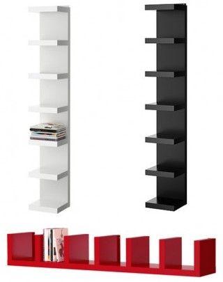 Etageres Ikea Kallax En Blanc Acrylique Et Casiers Assortis Etagere Ikea Ikea Meuble Rangement Ikea