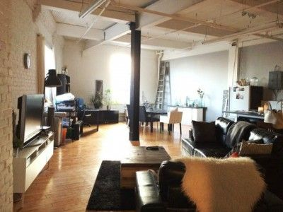 Warehouse Loft For Rent Near King St E Parliament In Toronto