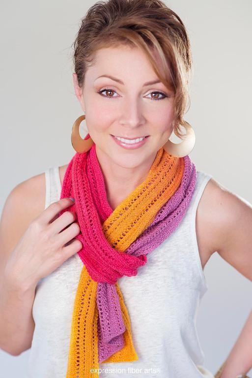 8 Gorgeous Free Knitting Patterns For Scarves Uxui Designer