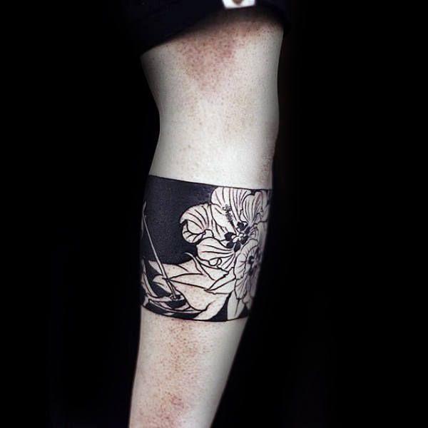 80 hibiskus tattoo designs f r m nner blumen tinte ideen tattoo pinterest m nner blumen. Black Bedroom Furniture Sets. Home Design Ideas